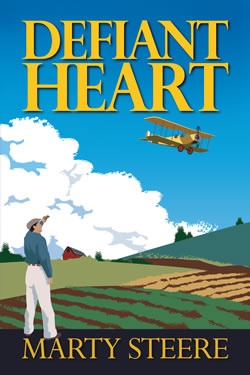 Defiant Heart - Front Cover